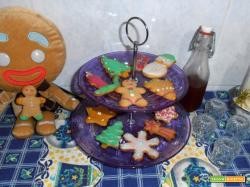 Biscotti di Pan di zenzero o gingerbread