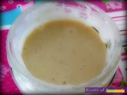 Crema alle mandorle e cioccolato bianco