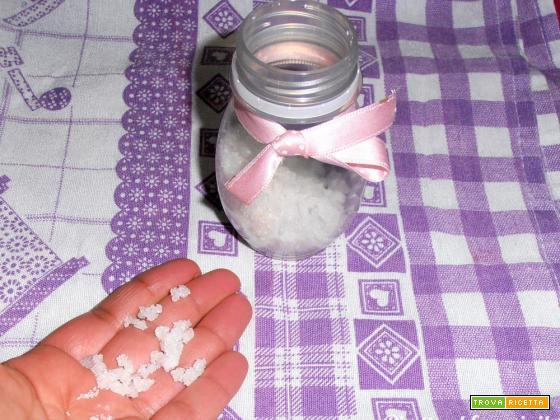 Granella di zucchero fatta in casa