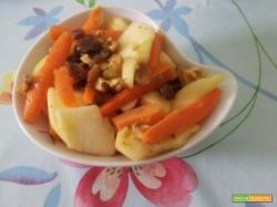 Insalata mele e carote
