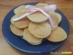 Pancake vegan, light senza zucchero