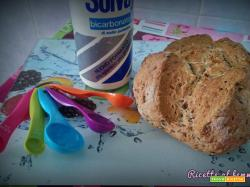 Pane senza lievito irlandese o soda bread