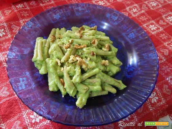Pasta broccoli e ricotta