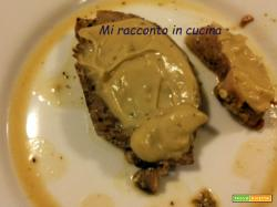 ARROSTO DI VITELLO IN SALSA DI LATTE CON AMC