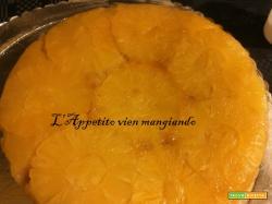 TORTA ALL'ANANAS VERSIONE LIGHT AMC