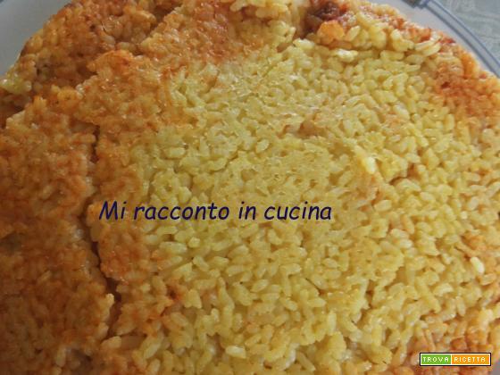 TORTA ARANCINO AMC