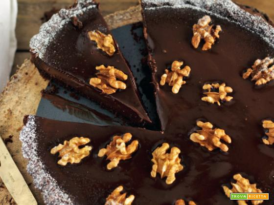 Pasta frolla al cacao – consigli e ricetta della crostata al cioccolato