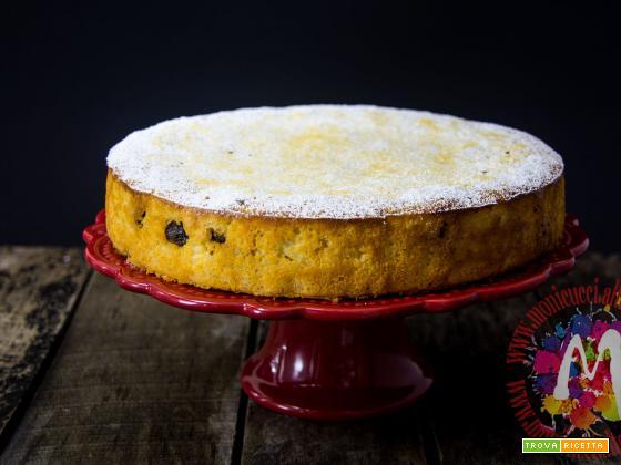 La mia Torta di riso Fiorentina Gluten Free