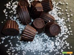 Cioccolato di Modica al sale di Trapani