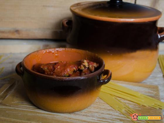 Ragù di carne un gustoso condimento tradizionale