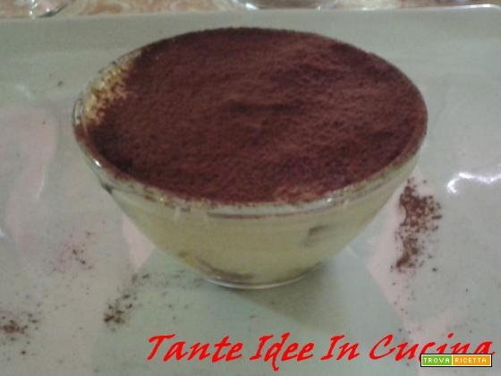 TIRAMISÙ IN COPPA