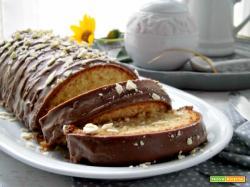 Plumcake al cocco e cioccolato