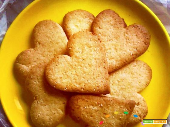 Biscotti glutenfree e vegan Nuova Ricetta!
