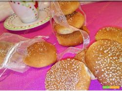 Biscotti senza glutine morbidi da inzuppo