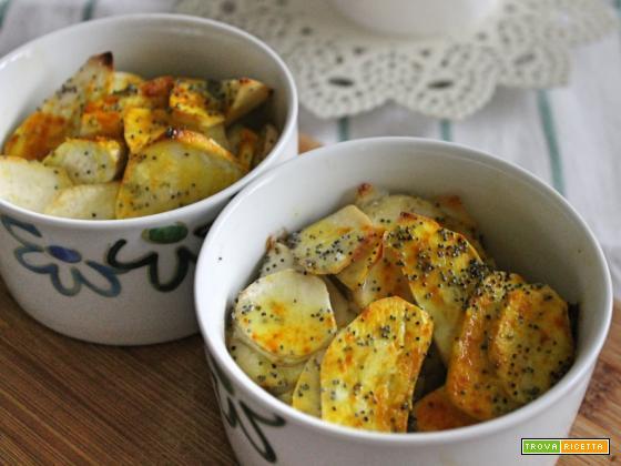 Patate americane speziate…al forno, facili facili