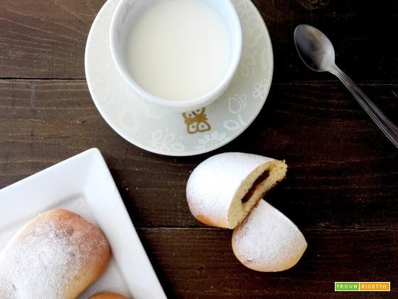 I panini al latte e cioccolato e le ragazzine già mangiate