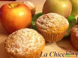 Muffin alle mele...grattuggiate!!!