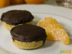mini Jaffa cake – ricetta Re-Cake
