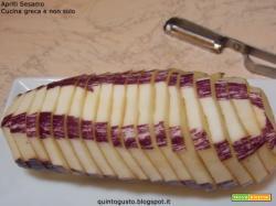 Melanzane in pastella di ceci