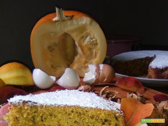 Regina d'autunno: la torta di zucca di Apriti Sesamo