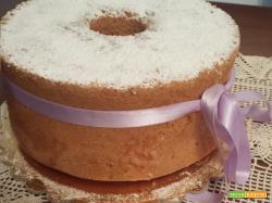 Chiffon Cake – La Ricetta e la sua incredibile Storia!