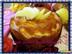 Torta di Mele Sofficissima, ricetta senza burro