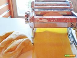 Pasta fresca per lasagna