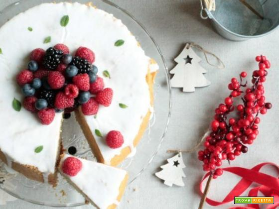 Chiffon cake: morbidezza e dolcezza a volontà!