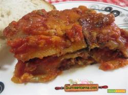 Parmigiana zucchine spinose