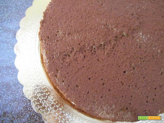Torta tiramisù al pistacchio