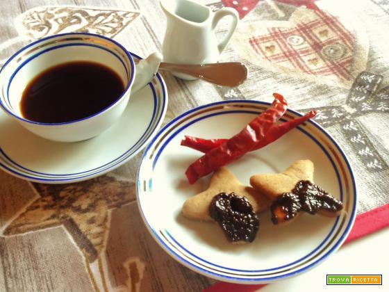 Crema cacao mele piccante