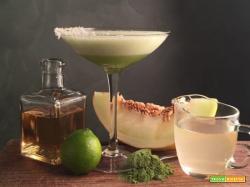Margarita con melone: il drink fresco e vitaminico tutto da gustare
