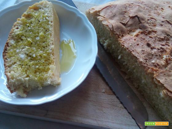 Pane di semola di grano duro (non salato)