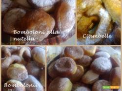 Bomboloni e ciambelle