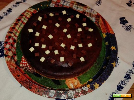 Cheese cake al cioccolato al latte