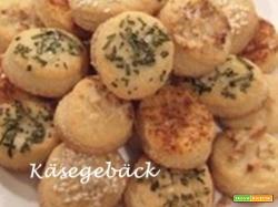 Käsegebäck, Frollini al formaggio