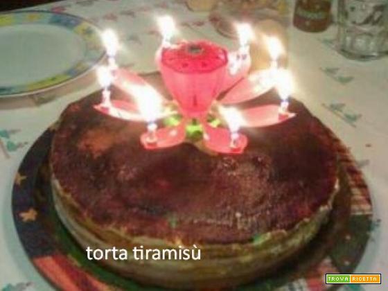 Torta Tiramisù...