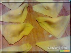 Tortelloni al formaggio