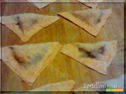 Tortelloni alla salsiccia