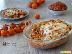 Anelletti Siciliani a forno