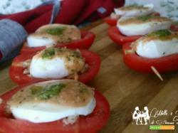 Barchette di pomodoro