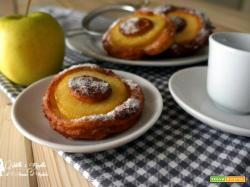 Frittelle dolci con mela