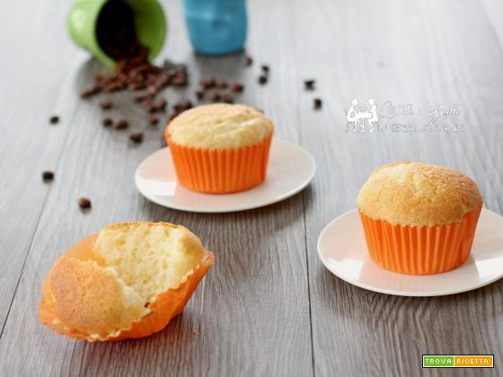 Muffin soffici vaniglia e limone