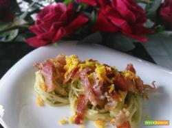 Pasta alla mimosa