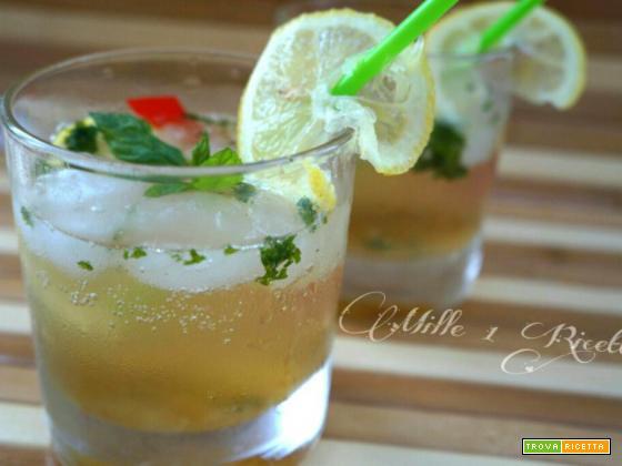 Virgin Mojito, cocktail analcolico rinfrescante