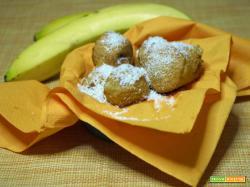 Frittelle di banane (Mofo Akondro)