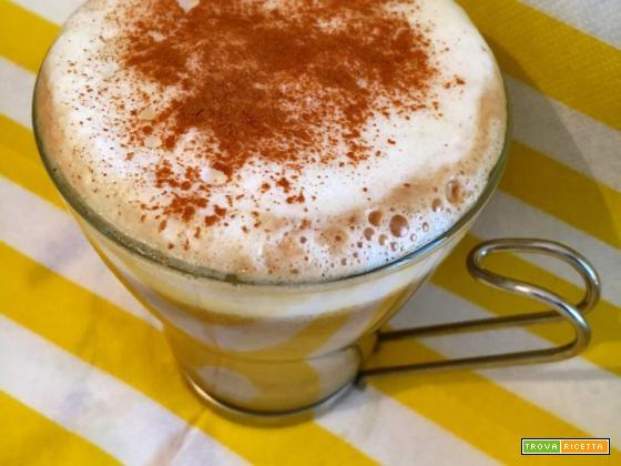 Latte speziato alla zucca - Pumpink spice latte