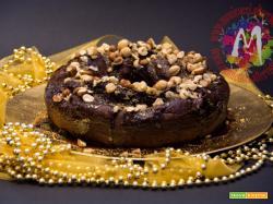 Sticky Toffee Cake al cioccolato