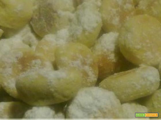 Castagnole al forno