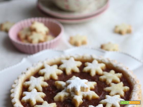 Crostata mele e cannella